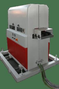 Doppelbandabzug von KHU Sondermaschinen