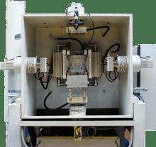 Hochleistungs Hochdruck Waschautomat von KHU Sondermaschinen.
