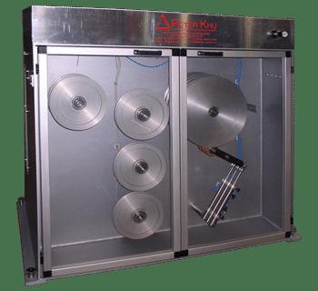 Scheibenabzug von KHU Sondermaschinen