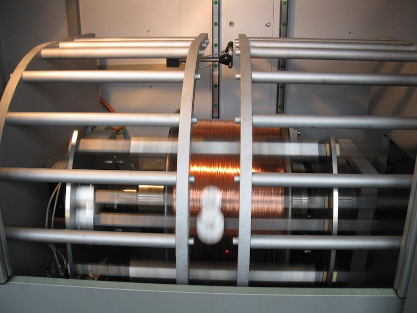 KupferbandwicklerSpule