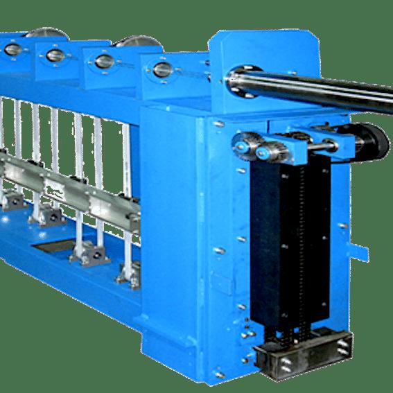 SZ Verseilmaschine mit Schwingenantrieb