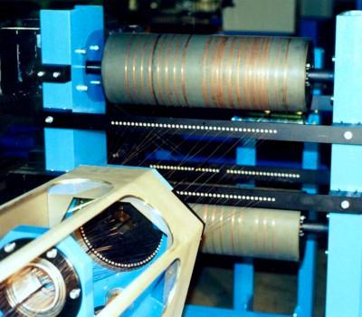 Walzenabzug von KHU Sondermaschinen
