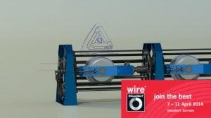Bild: Schnellverseilmaschine von KHU Sondermaschinen