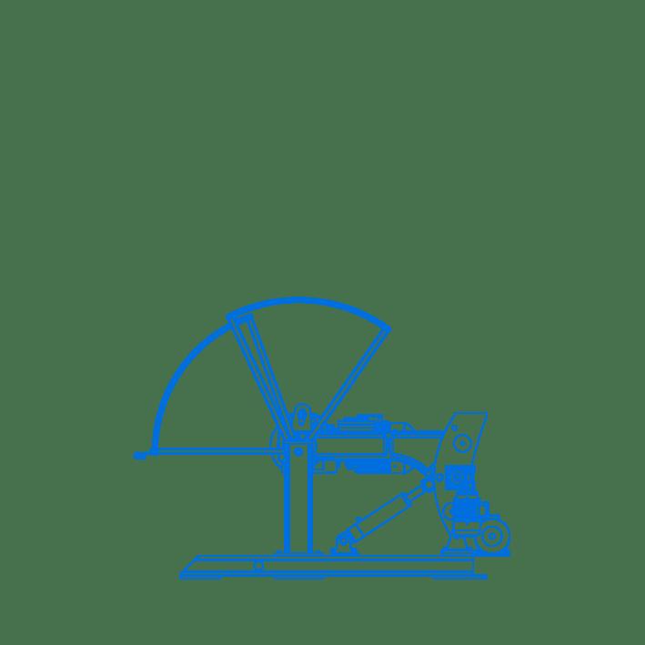 Layout Pinolenwickler technische Darstellung